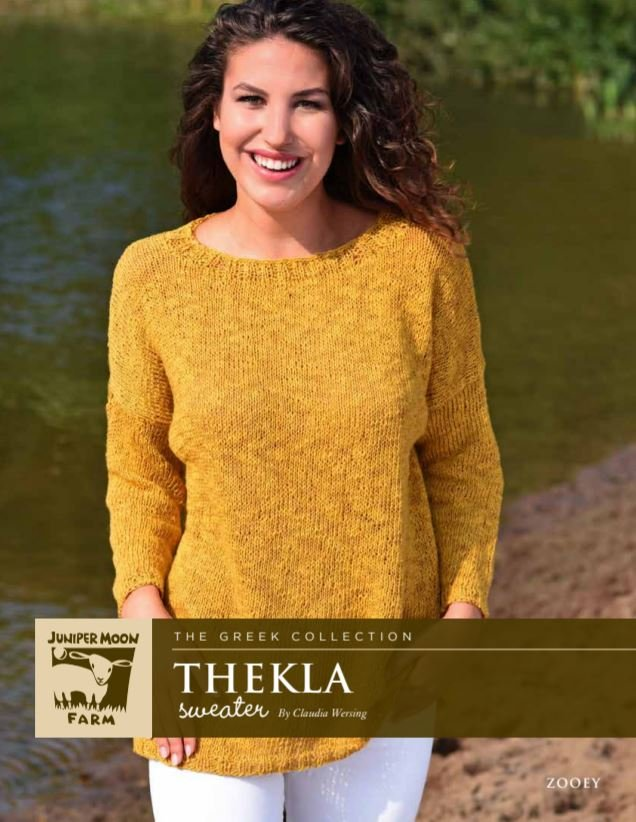 Thekla Sweater for JMF Zooey