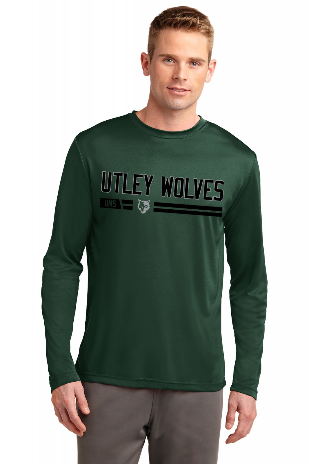 UTLEY ATHLETIC LINES