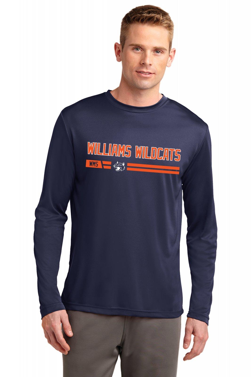 WILLIAMS ATHLETIC LINES