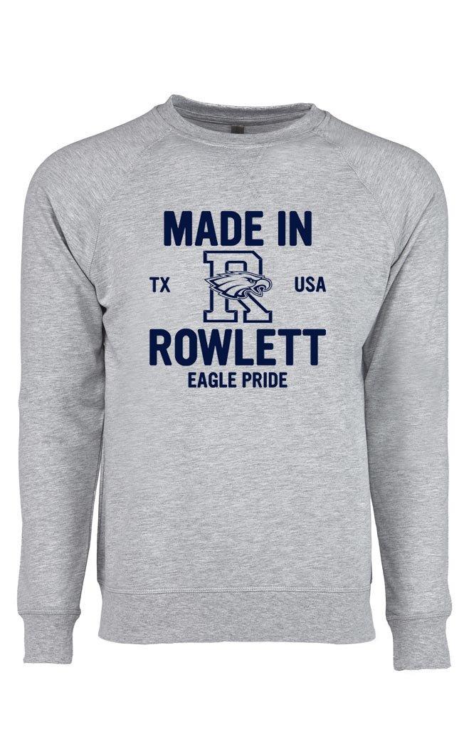 ROWLETT MADE CREW