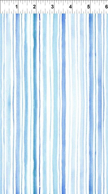 In the Beginning - Leah - stripe