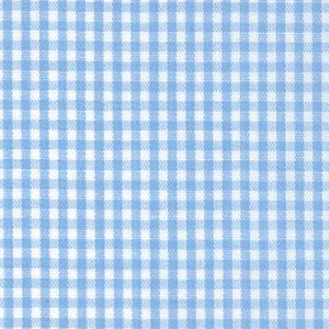 Spechler Vogel -  1/16 gingham check- blue