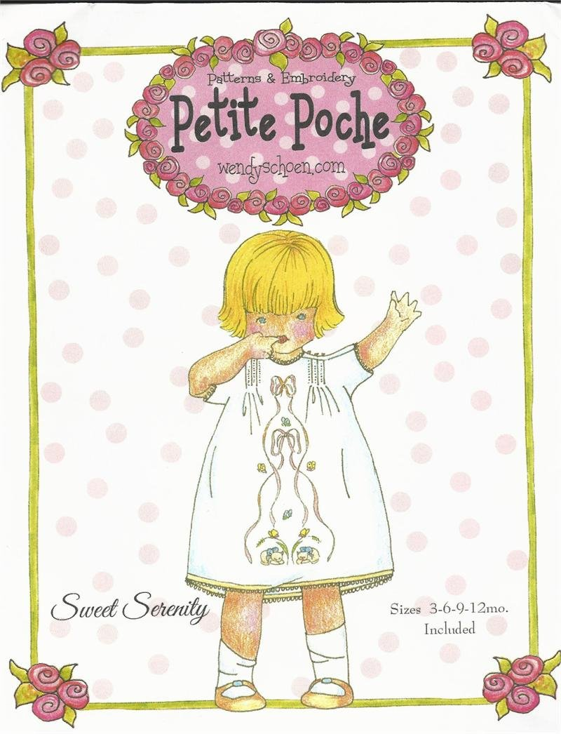 Petite Poche -Sweet Serenity