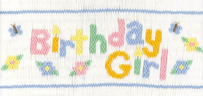 Crosseyed Cricket Birthday Girl