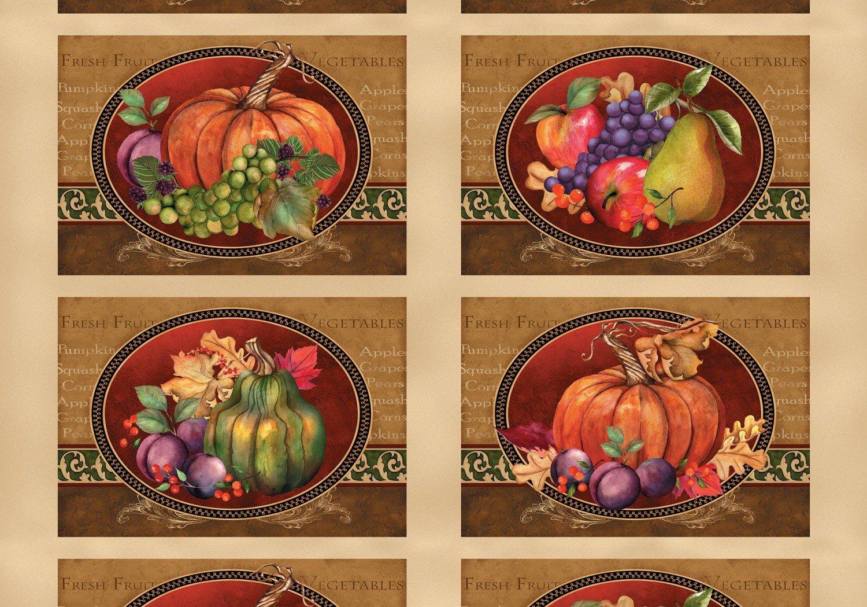 Wilmington - Thankful Harvest Panel