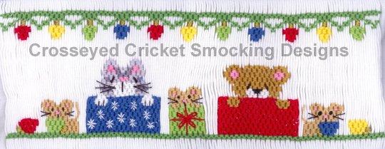 Crosseyed Cricket Christmas Gifts