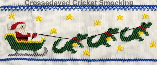 Crosseyed Cricket Cajun Christmss