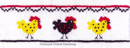 Crosseyed Cricket Chicken Soup
