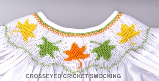 Crosseyed Cricket Autumn Splendor