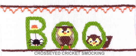Crosseyed Cricket Boo Who?