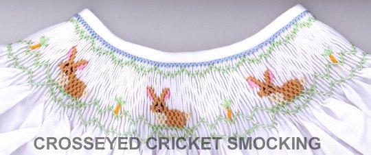 Crosseyed Cricket Baby's Bunnies
