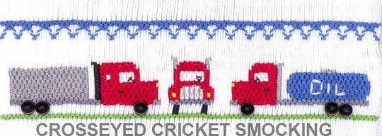 Crosseyed Cricket Big Rigs