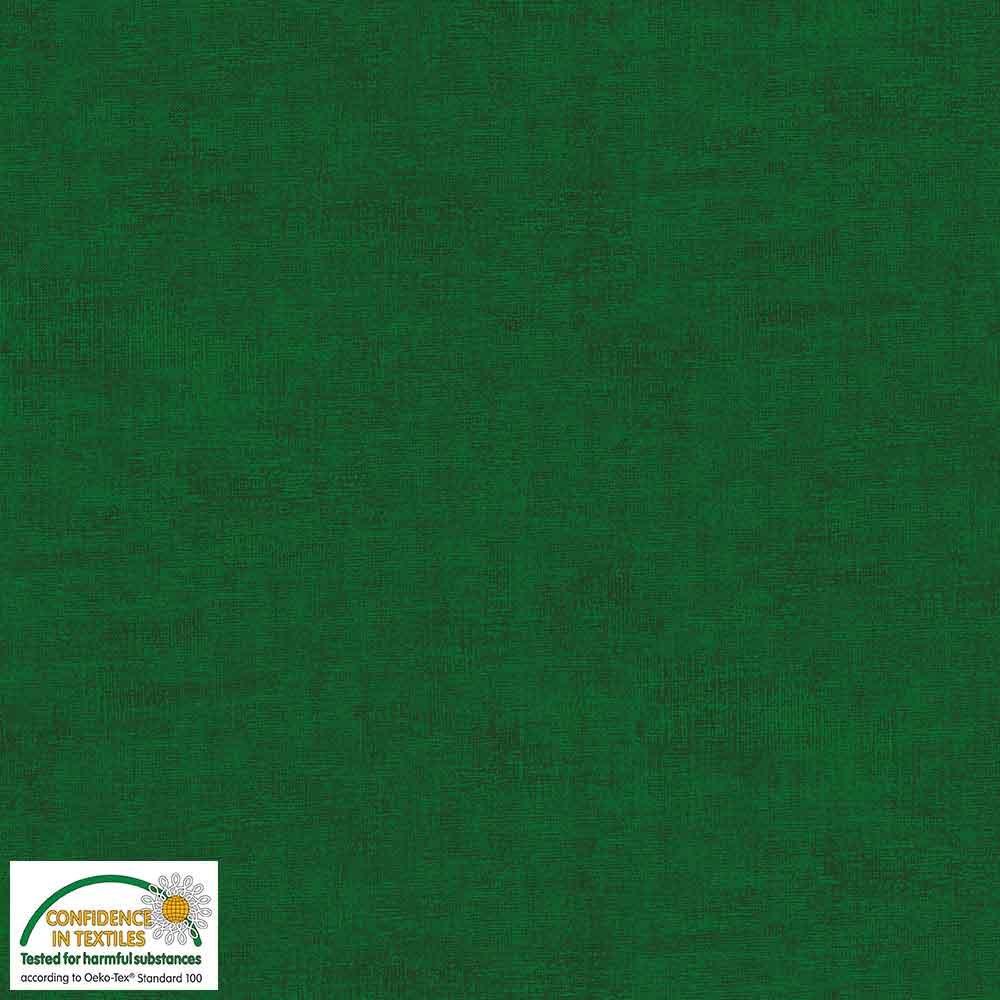 Stof - Melange Basic - Green