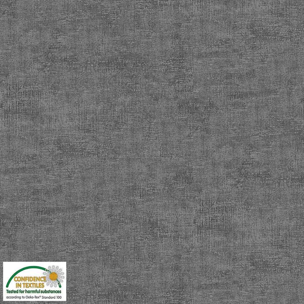 Stof - Melange Basic - Medium Gray