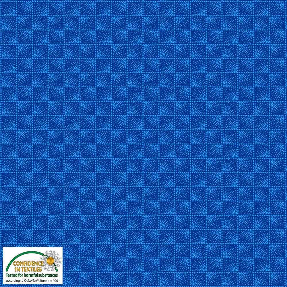 Stof - Quilters Combination - Blue