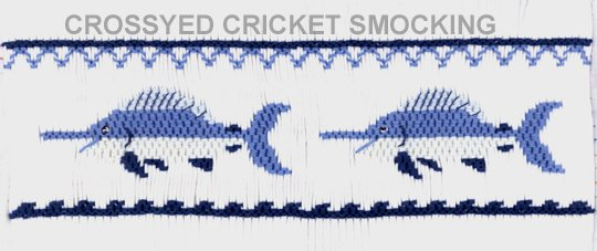 Crosseyed Cricket Swordfish