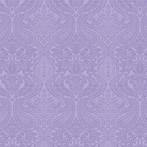 Benartex - Damask Violet