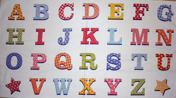 Lakehouse - alphabet