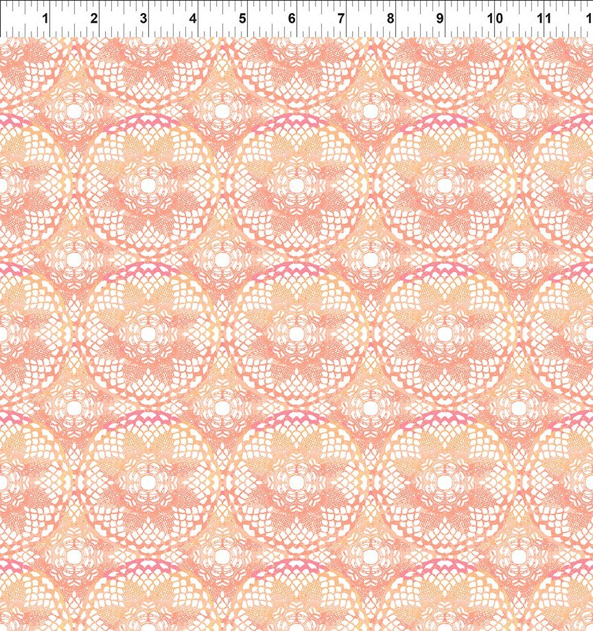 In the Beginning - Patricia - Coral Lace