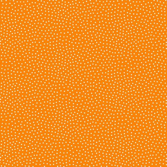 Andover - Freckle Dot - orange