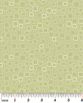 Poppy Panache  - Light Olive