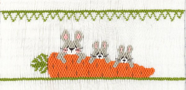 Crosseyed Cricket Bunny Buffet