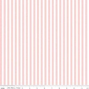 Riley Blake - pink stripe