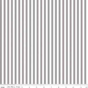 Riley Blake - Gray stripe
