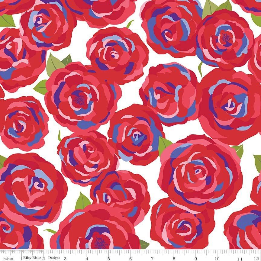 Riley Blake - Coming Up Roses