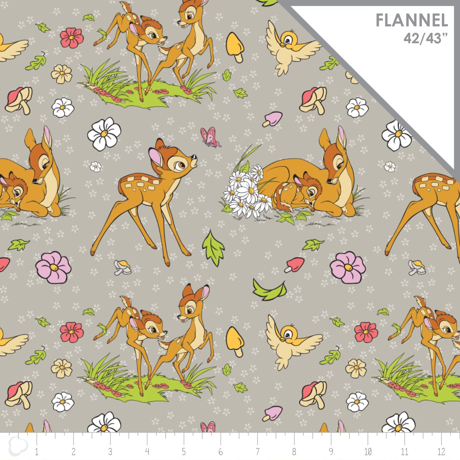 Camelot - Bambi Flannel