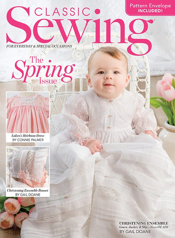 Classic Sewing - Spring 2021