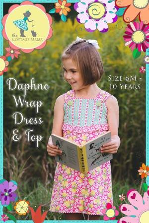 Cottage Mama - Daphne Wrap Dress and Top