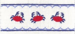 Crosseyed Cricket Blue Crabs