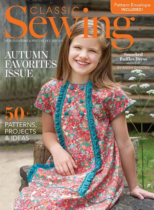 Classic Sewing - Autumn 2021