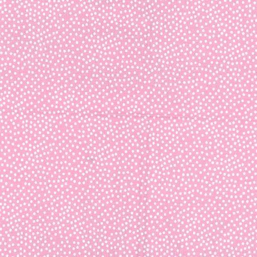Michael Miller - Garden Pindot - Flower pink