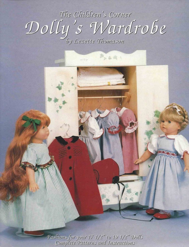 Children's Corner - Dolly's Wardrobe