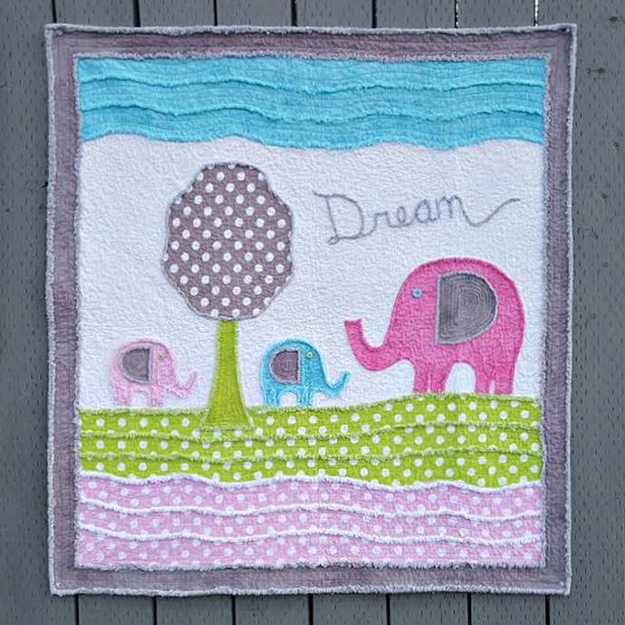 Chenille-it - Elephant Walk