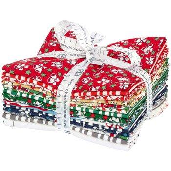Robert Kaufman - Yuletide Bells Holiday Colorstory