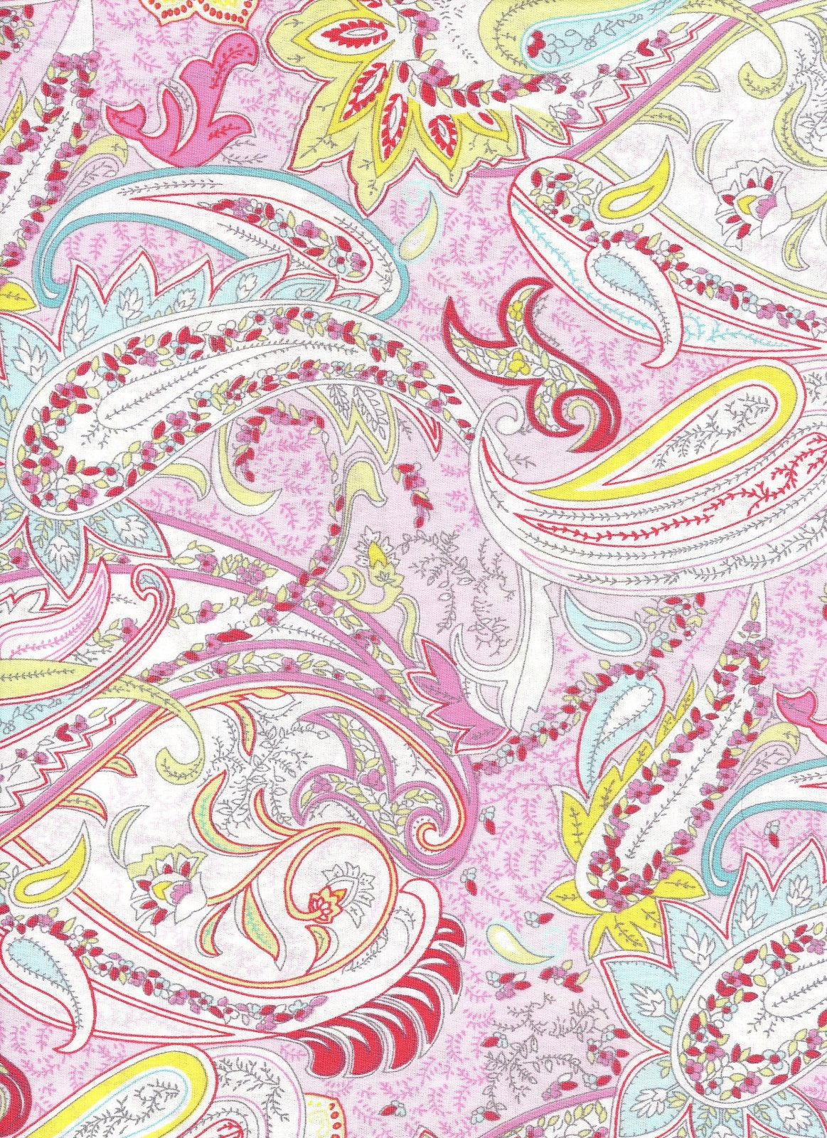 Fabric Finders - Paisley
