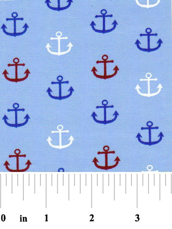 Fabric Finders - anchors