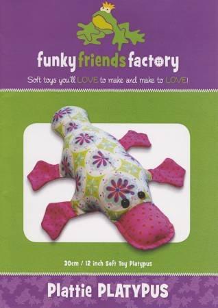 Funky Friends Factory  -  Plattie Platypus