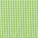 Spechler Vogel - 1/16 in. Pima Gingham Lime Green