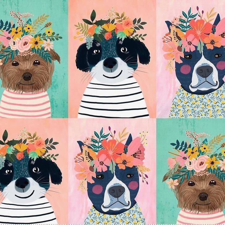 Blend - Floral Pets - Dogs