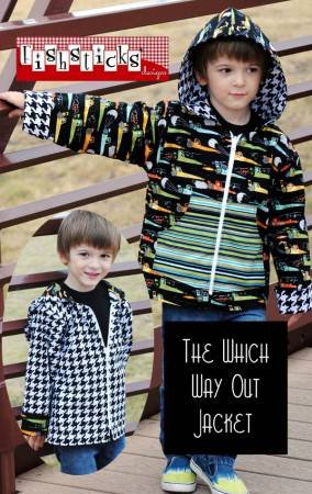 Fishsticks - The Which Way Out Jacket