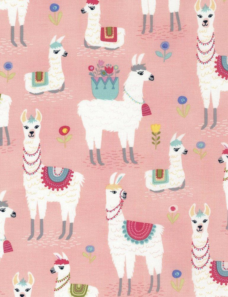 Timeless Treasures - Llama