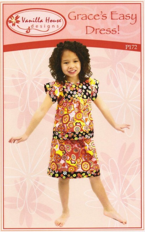 Vanilla House Grace's Easy Dress