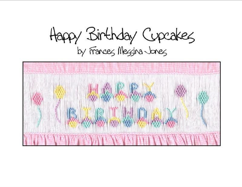 Frances Messina Jones - Happy Birthday Cupcakes