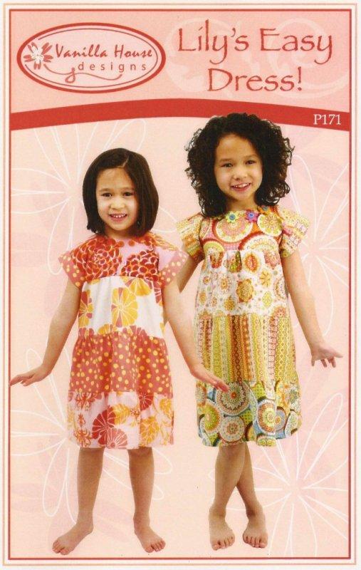 Vanilla House Lily's Easy Dress