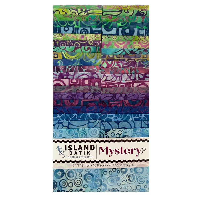 Island Batik - Mystery strips