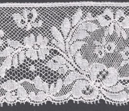 2 wide lace edging